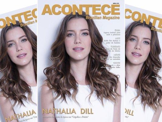 Acontece Magazine - Abril 2018